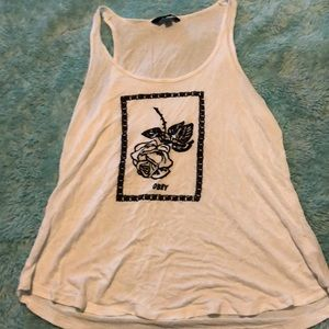 Obey tank top size small